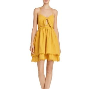 Revolve • Yellow Dress